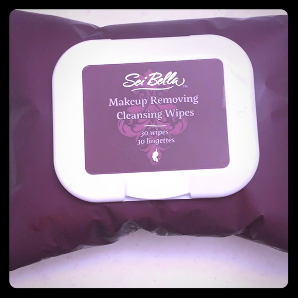 melaleuca Other - Sei Bella makeup cleaning wipes